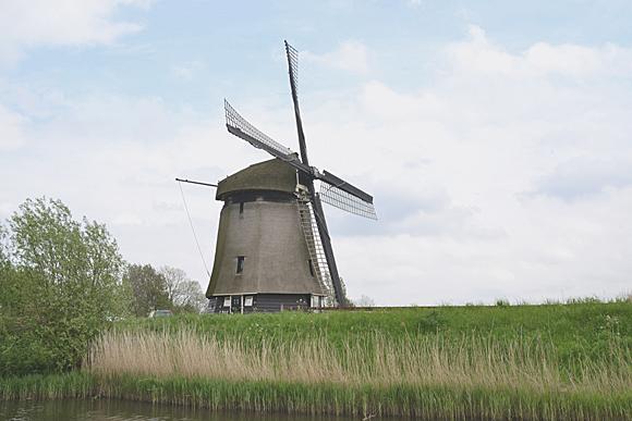 Ambachtsmolen, Oudorp, Foto: Rob Pols (8-5-2012).