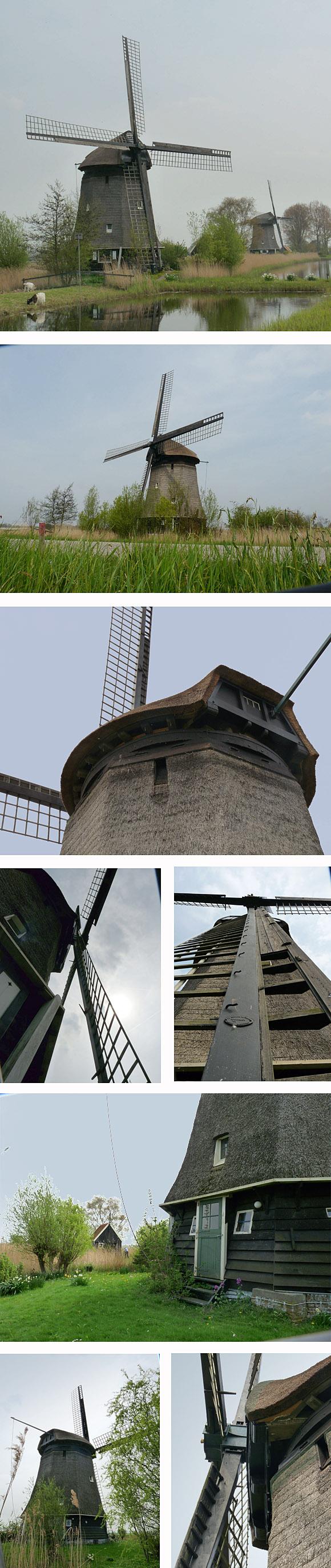 Strijkmolen K, Rustenburg, Foto's: Gerard Roomer (28-4-2010).