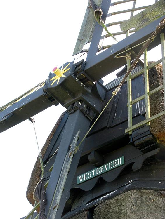 De Westerveer, Spanbroek, Foto: Piet Glasbergen (9-9-15)