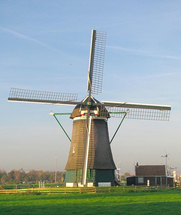 De Kat, Uitgeest, Foto: Piet Glasbergen (11-11-2014).