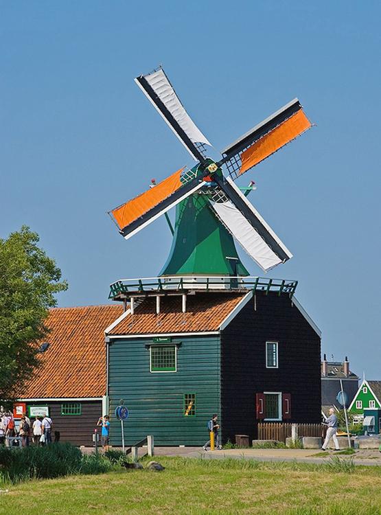 De Huisman, Zaandam, Foto: Irmo Snoek (7-7-2013).