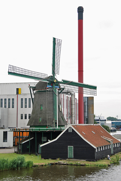 De Ooievaar, Zaandam, Foto: Ton Koorevaar (3-9-2010).