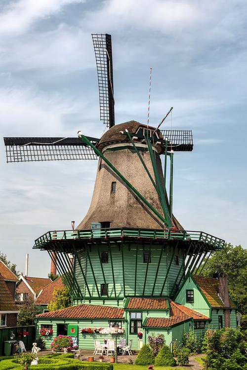 De Bleeke Dood, Zaandijk, Foto: Bram van Broekhoven (5-7-2012).