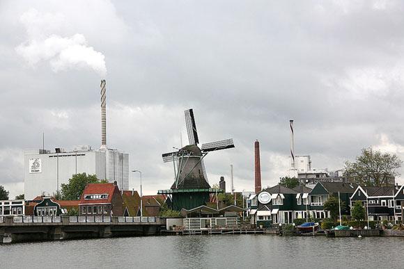 De Bleeke Dood, Zaandijk, Foto: F. Hendriks (6-9-2007).