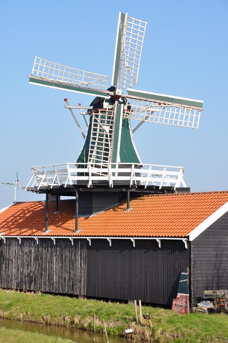 De Corneliszoon, Uitgeest, Foto: Donald Vandenbulcke (23-3-2012).