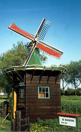 De Windhond, Zaandam, Foto: M. Ero (1998).