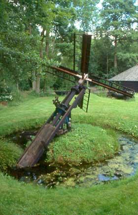Zuid, Giethoorn, Foto: W. Jans (19-06-2001).