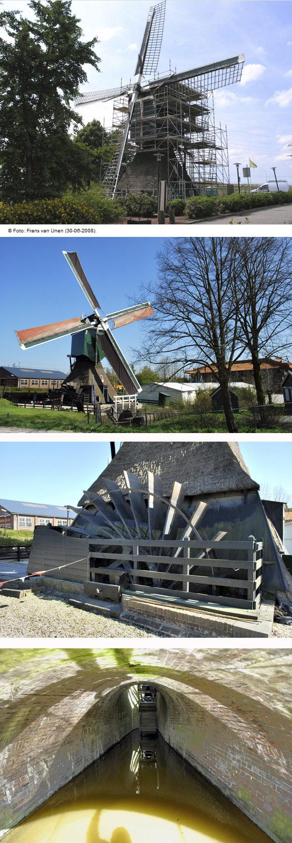 Kortrijkse Molen, Breukelen, Foto