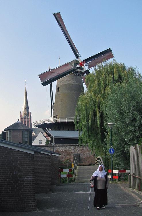 De Windotter, IJsselstein, Foto: Piet Glasbergen (17-9-2014).