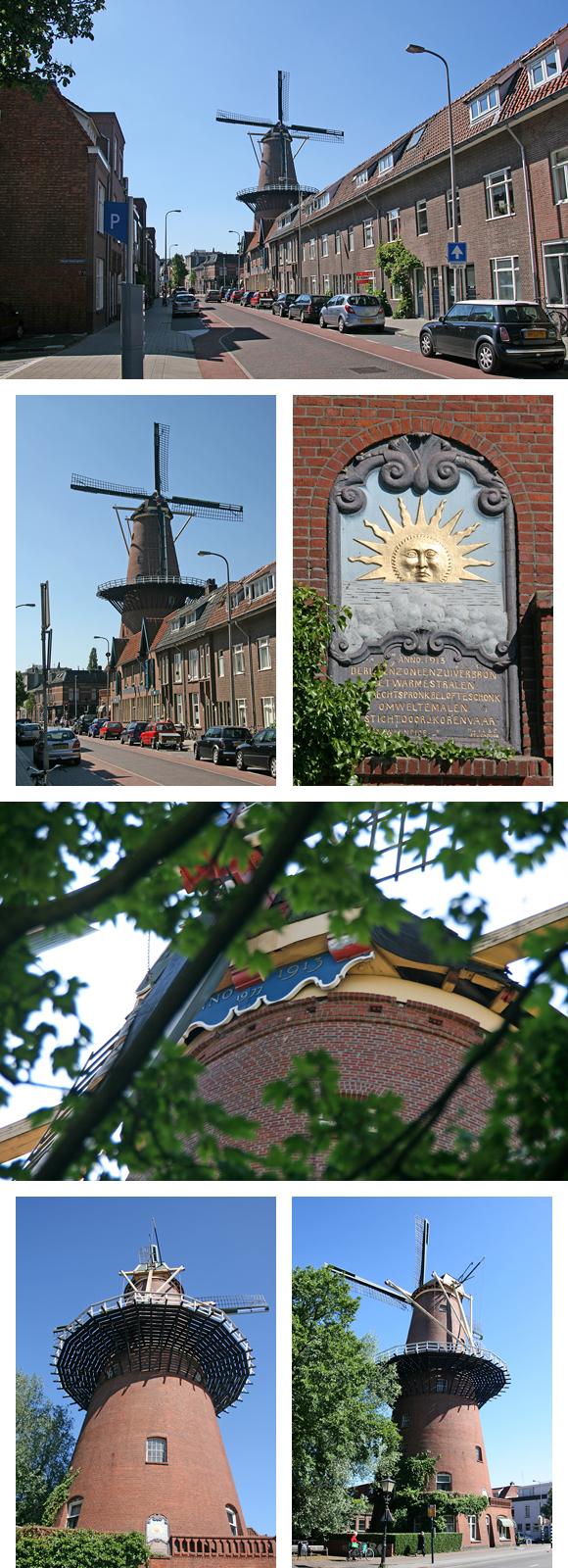 Rijn en Zon, Utrecht, Foto's  Ton Koorevaar (3-6-2010).