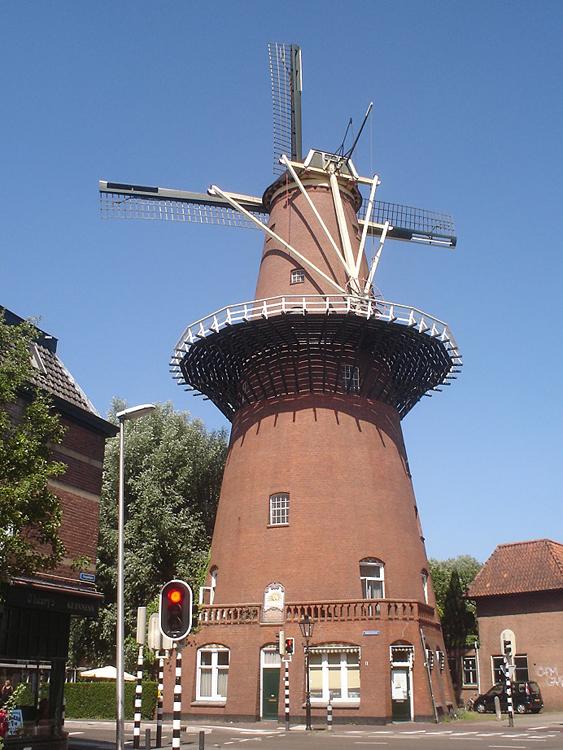 Rijn en Zon, Utrecht, Foto: Marcel Stroo (21-7-2013).