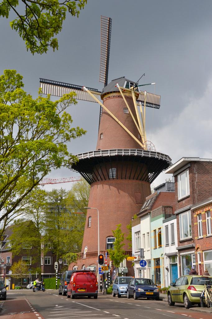 Rijn en Zon, Utrecht, Foto: Rob Pols (28-4-2016)