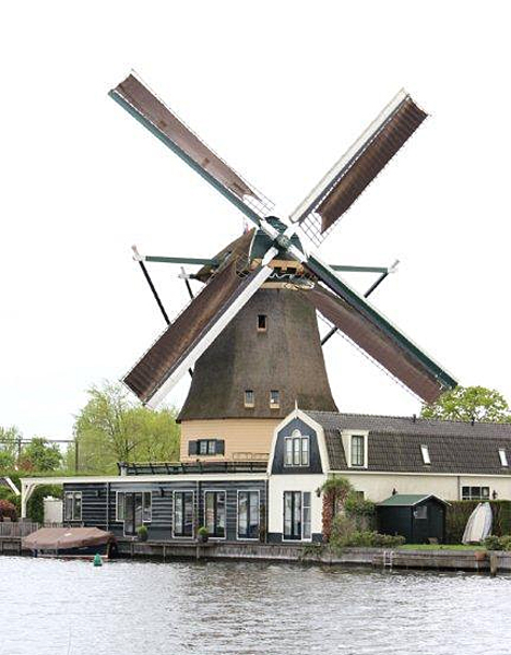 De Ruiter, Vreeland, Foto: Frits Kruishaar (5-5-2012).