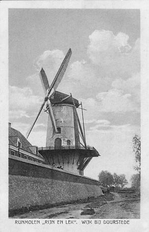 Rijn en Lek, Wijk bij Duurstede, Foto: n.b. (verzameling Rob Pols).