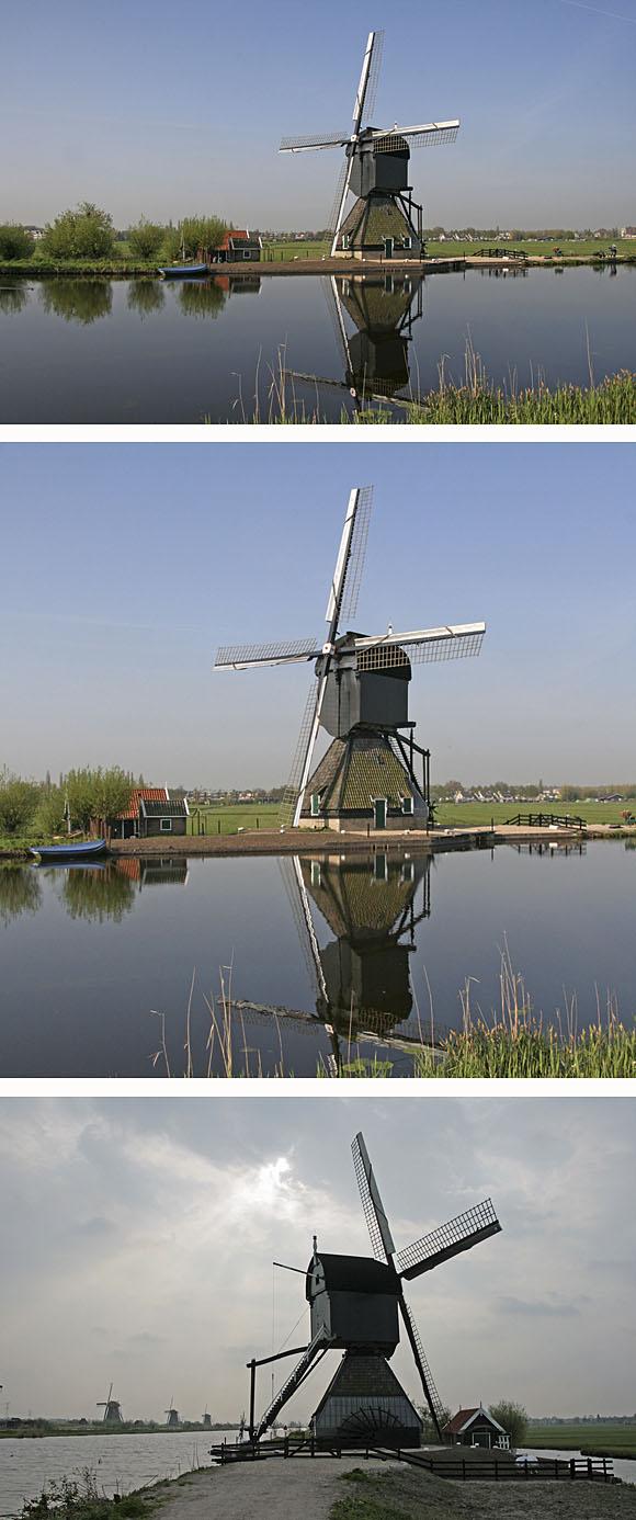 De Blokker / Blokweerse wip, Alblasserdam (Kinderdijk), Foto's: Ton Koorevaar (27-4-2010).