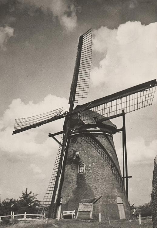 Nederwaard Molen No.3, Kinderdijk, Vermoedelijk juni 1943, ingezonden door Arie Hoek.