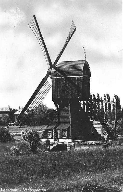 Ter Leede, Leerdam, Foto n.n., datum onbekend (coll. Rob Pols).