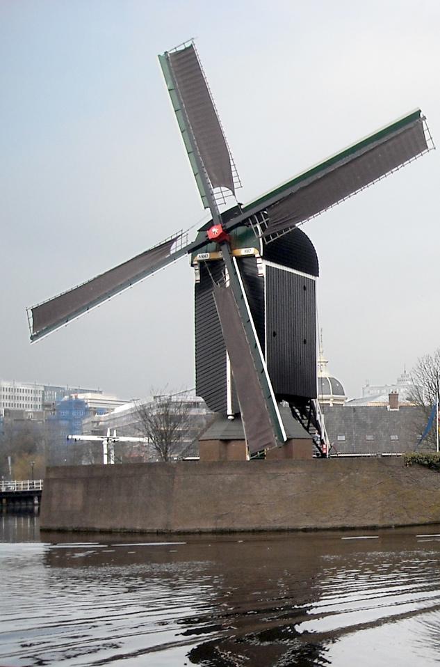 De Put, Leiden, Foto: Charles Stokman (3-3-2012).