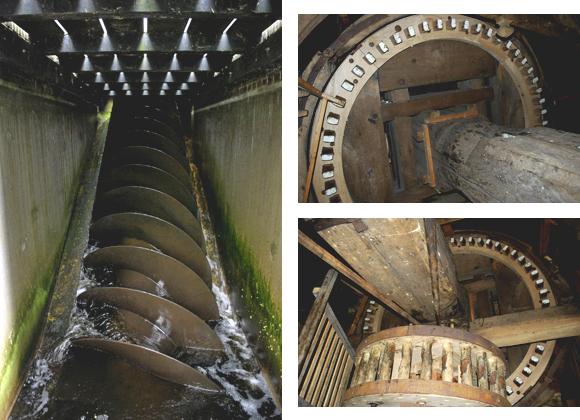 Lagenwaardse molen, Koudekerk aan den Rijn, Foto's: Martijn Scholtens (21-8-2011).