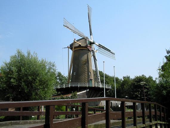De Korenaer / Prins Maurits, Den Haag-Loosduinen, Foto: Rob Pols (zomer 2003).