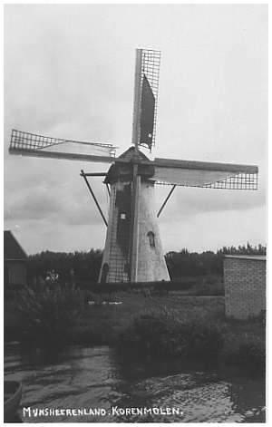 De Goede Hoop, Mijnsheerenland, Foto: n.b. (verzameling Rob Pols).