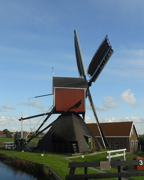 De Vrouw Venner, Oud Ade, Foto: Rob Simons (28-10-2012).