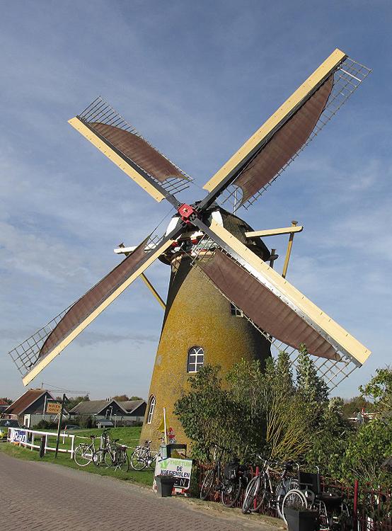 De Lelie, Puttershoek, Foto: Abel van Loenen (18-10-2014).