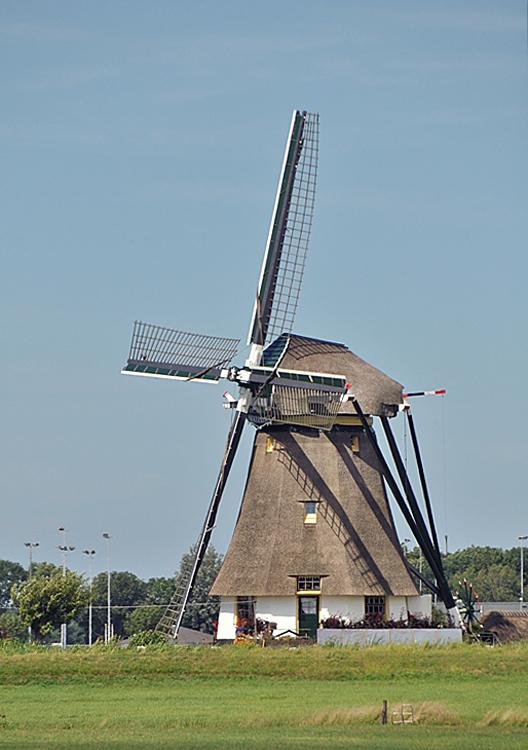 Akkerslootmolen, Oud Ade, Foto: Nancy Middelkoop (28-7-2013).