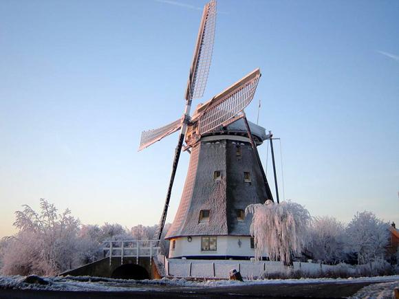 De Valk, Berkel en Rodenrijs, Foto: Ginger Heijerman (22-12-2007).