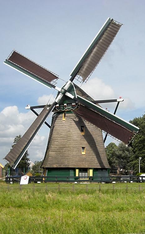 De Vlieger, Voorburg, Foto: Charles Stokman (23-6-2012).