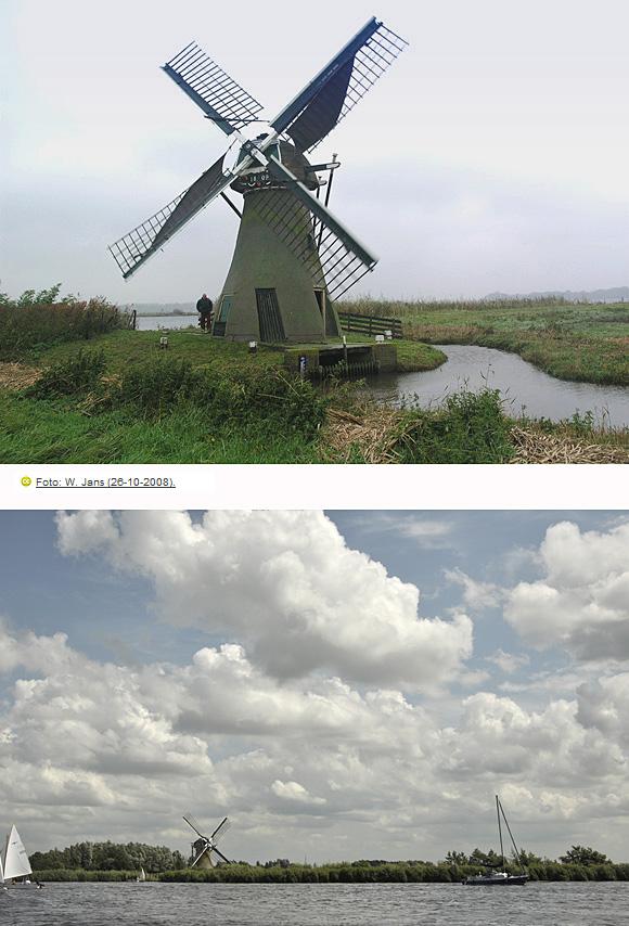 De Kok, Warmond, Foto: Frans Schutten (28-7-2009).