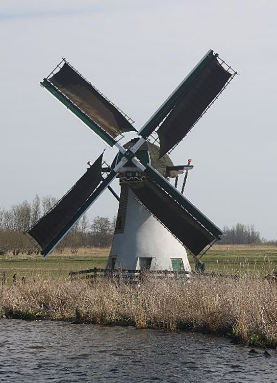 De Kok, Warmond, Foto: Frank van Onna (21-4-2013).