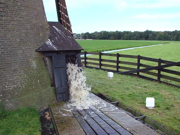 Zuidwijkse molen, Wassenaar, Foto: Willem Waltman (2007).