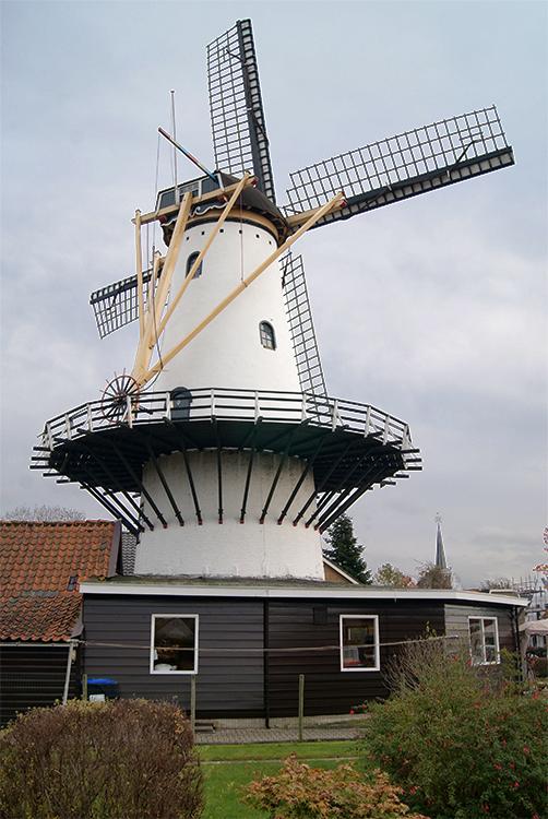Windlust, Westmaas, Foto: Kees van Drie (6-11-2015)