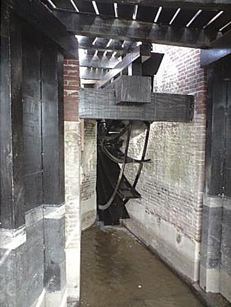Westveense Molen, Woerdense Verlaat, Foto: Maarten van Scheppingen (10-9-2009).