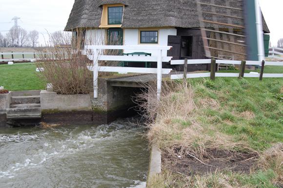 (Tweemanspolder) Nr.2, Zevenhuizen, Foto: Rob Pols (23-2-2008).