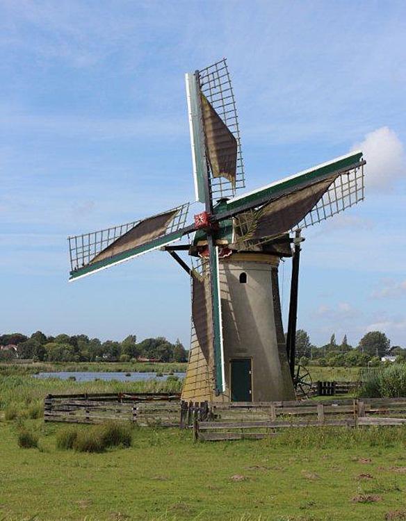 't Poeltje, Warmond, Foto: Frits Kruishaar (23-6-2012).