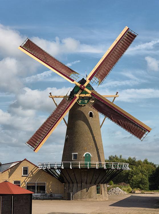 Windlust, Achthuizen, Foto: Bram van Broekhoven (15-9-2012).