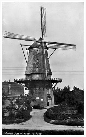 Jan van Arkel, Arkel, Foto: n.b. (verzameling Rob Pols).
