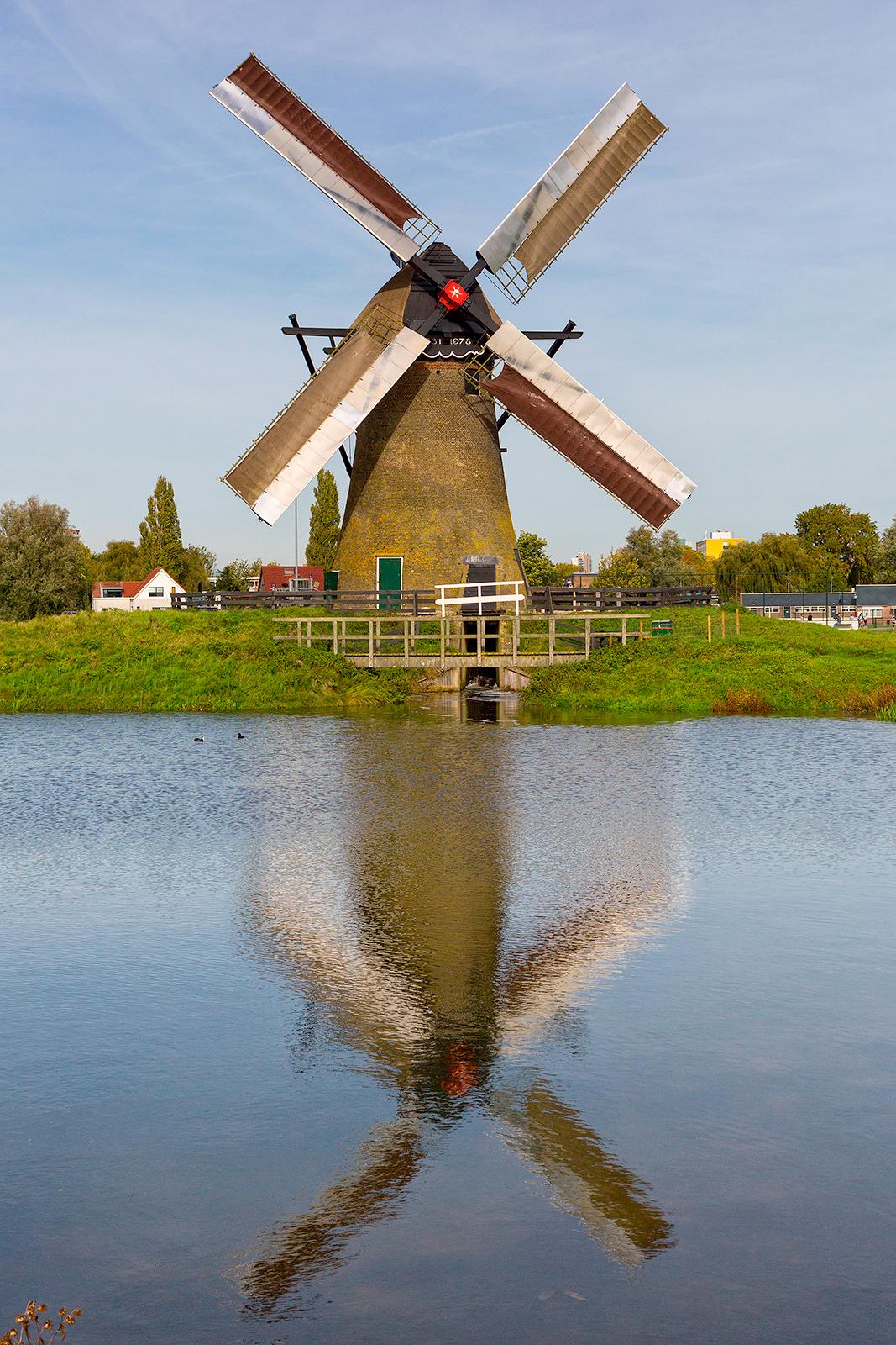 Pendrechtse Molen, Barendrecht, Foto: Bram van Broekhoven (18-10-2014)