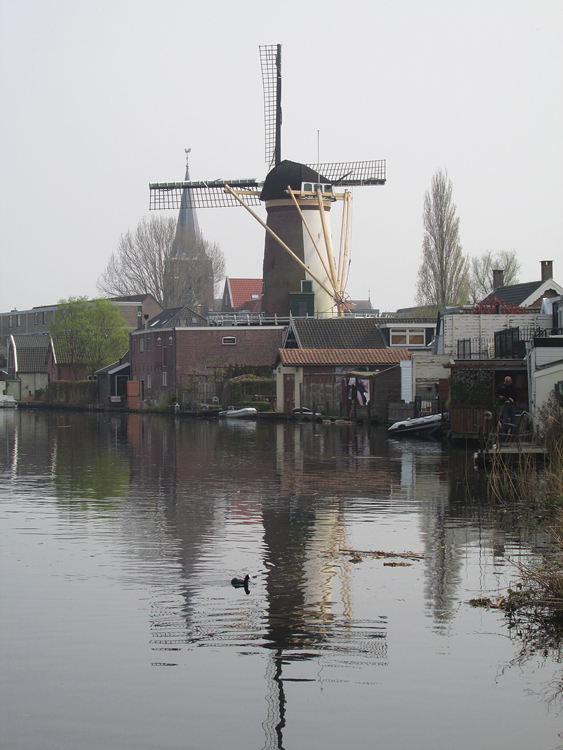 De Arkduif, Bodegraven, Foto: Piet Glasbergen (2-4-2014).