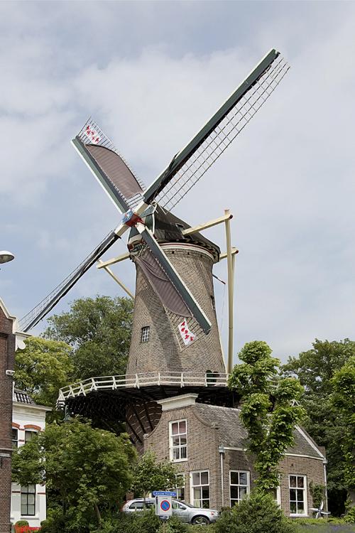 't Slot, Gouda, Foto: Frank Hendriks (21-6-2014).