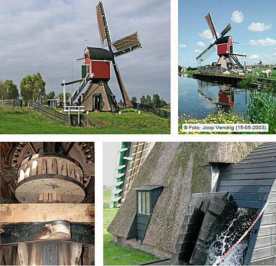 Grosmolen, Hoogmade, Foto's: Ton Koorevaar (17-9-2009).