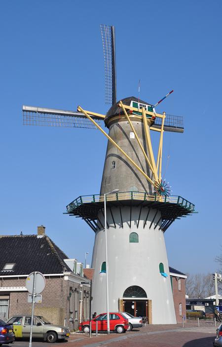 Nooit Gedacht, Spijkenisse, Foto: Donald Vandenbulcke (3-3-2011).
