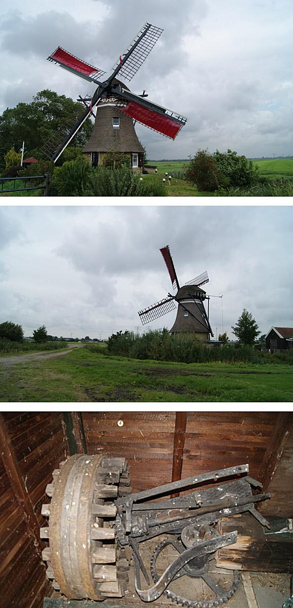 De Lytse Geast / Swarte Prinsch, Tytsjerk (Tietjerk), Stefan Teeling (10-09-2010) | Database Nederlandse molens