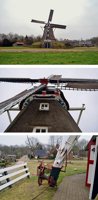 Jantina Hellingmolen, Aalden, Rob Hoving (14-03-2012) | Database Nederlandse molens