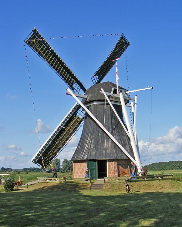 De Boezemvriend / molen van De Groeve