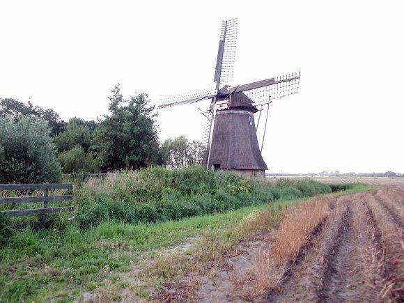 De Phenix, Marrum, Joop Vendrig (8-8-2002). | Database Nederlandse molens