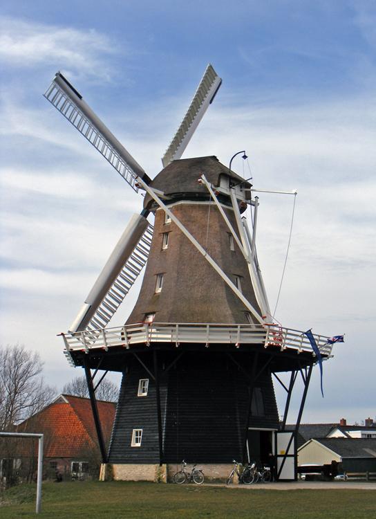 Windlust, Burum, Martin E. van Doornik (7-3-2015) | Database Nederlandse molens