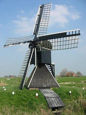 Fatum, Tzum, Foto: W. Jans (15-04-2004). | Database Nederlandse molens